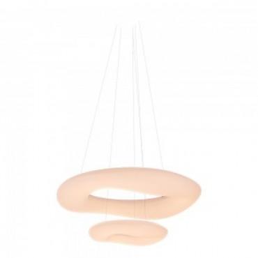 Pendul LED 60W rotund dimabil 3 in 1