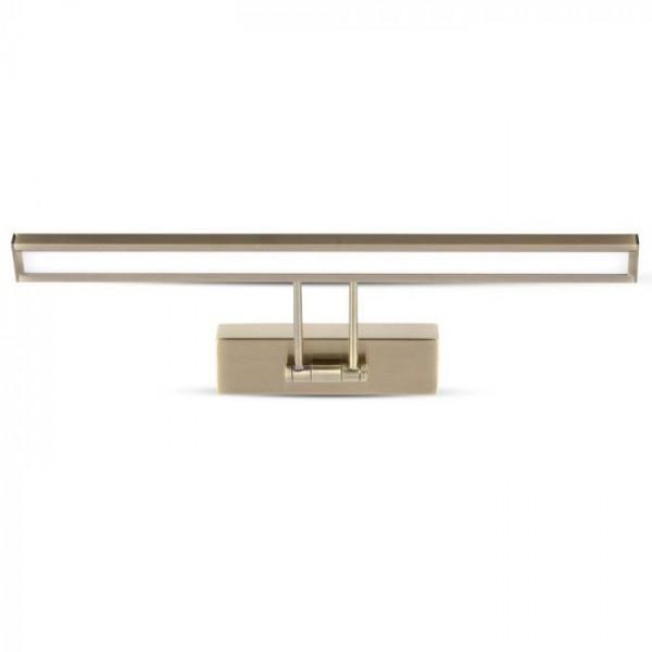 Lampa LED 8W Aurie pentru tablou sau oglinda Alb Neutru