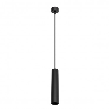 Pendul LED 10W suspendat XFOCUS negru 36 grade Alb Cald