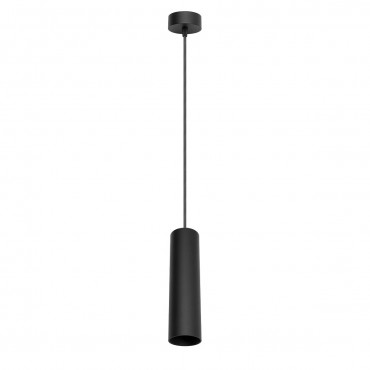Pendul LED 20W suspendat XFOCUS negru 36 grade Alb Neutru