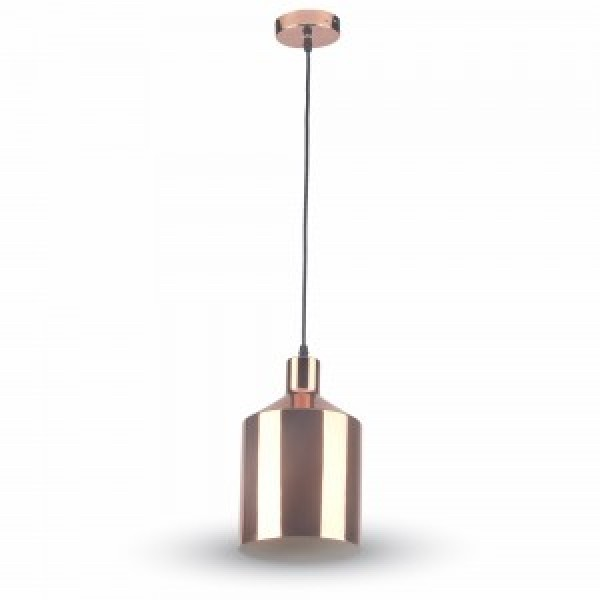 Pendul Cupru Aur Roz Ф 170