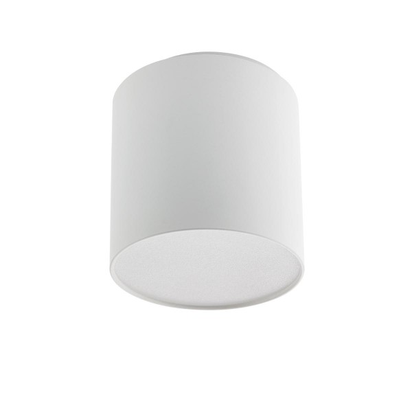 Plafoniera LED montaj aplicat 9W XROLL Alb Neutru
