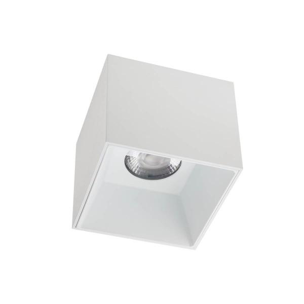 Plafoniera LED patrata 18W XCORE Corp Alb Alb Neutru UGR<10