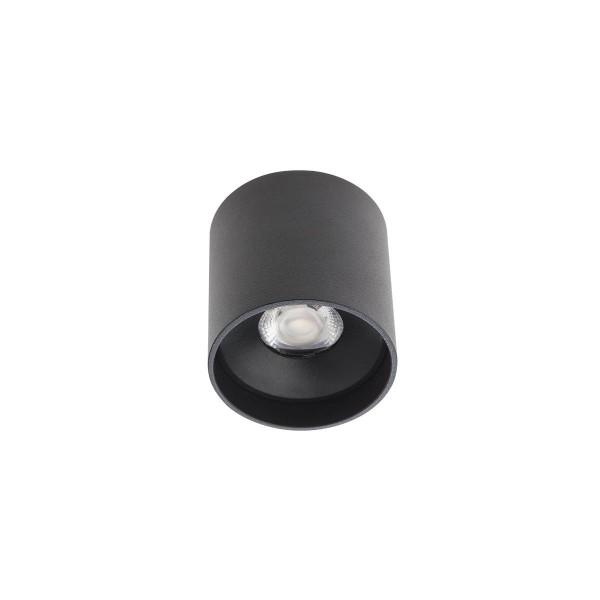 Plafoniera LED rotunda 6W XCORE Corp Negru Alb Neutru UGR<10
