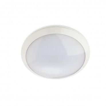 Plafoniera LED etansa 20W rotunda 300mm XEDGE Alb Neutru