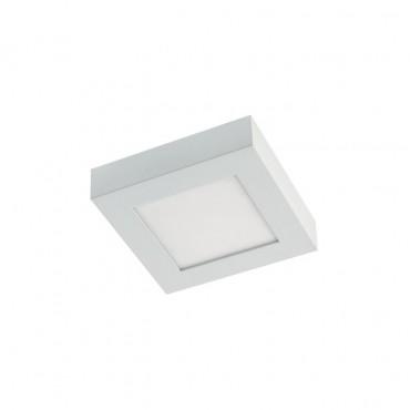 Plafoniera LED 15W XFORM patrata 168mm IP40