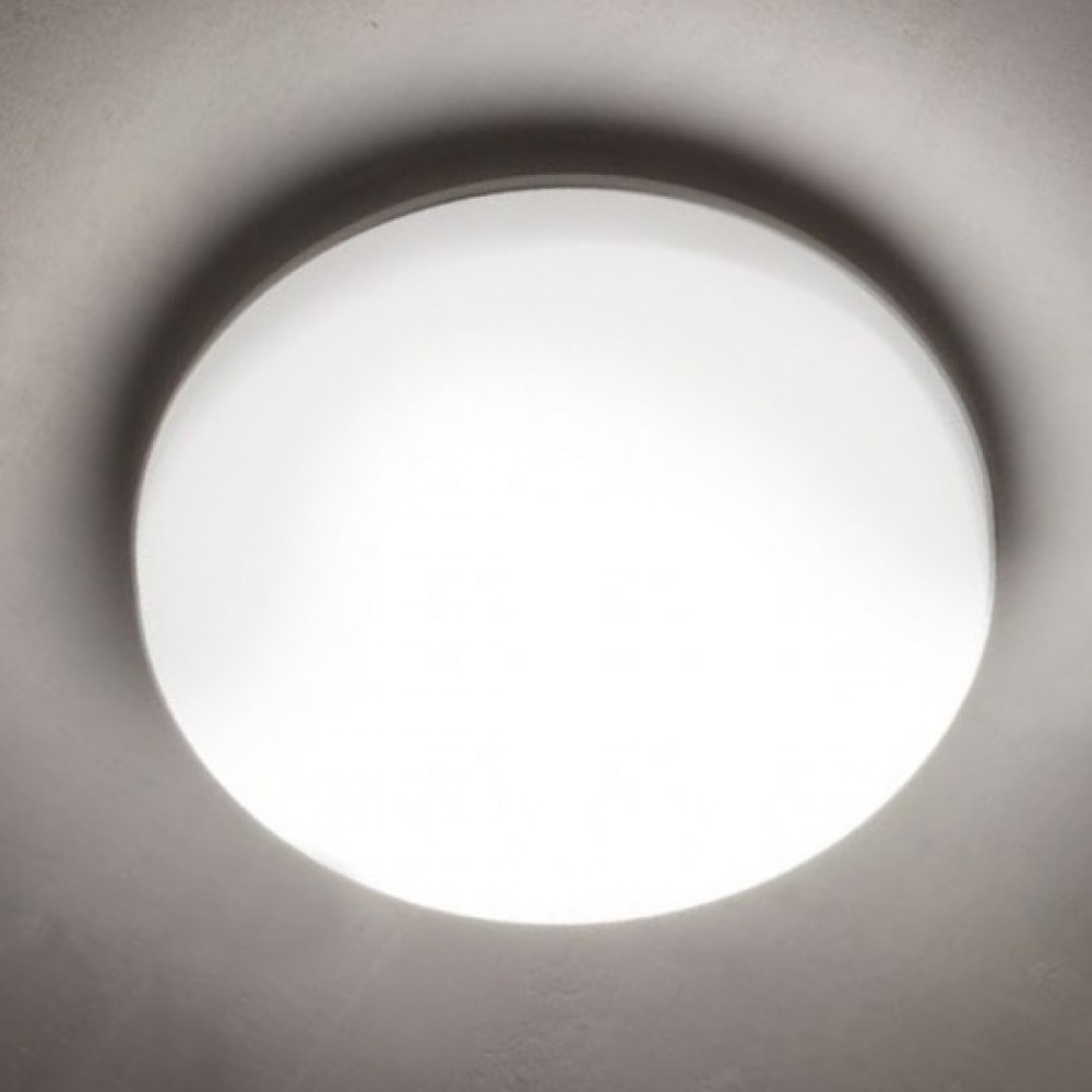 Plafoniera LED etansa 18W rotunda 278mm XPLANNER 3 in 1 cu senzor