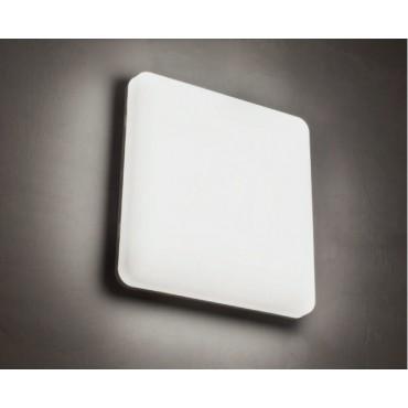 Plafoniera LED etansa 18W patrata 278mm XPLANNER 3 in 1 cu senzor