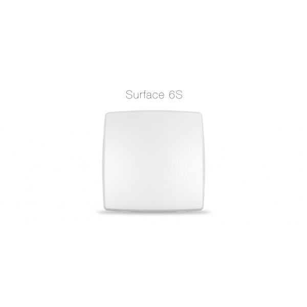 Plafoniera LED Corvi 15W Surface 6S patrata Dimabila Alb Neutru
