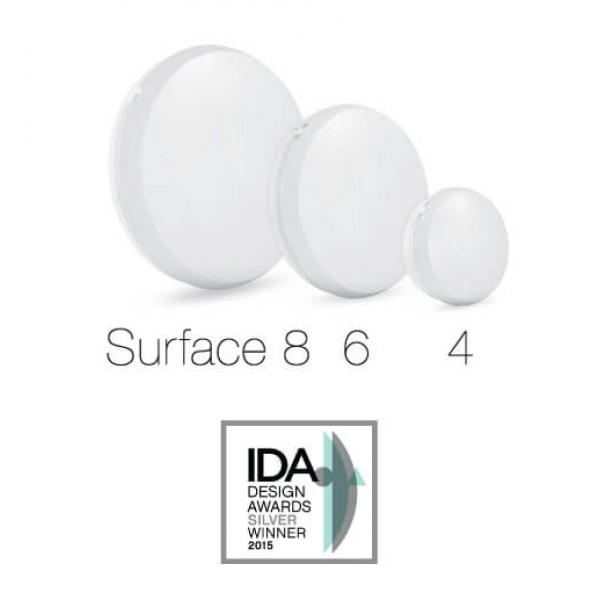 Plafoniera LED Corvi Surface 4 6W Dimabila Alb Neutru