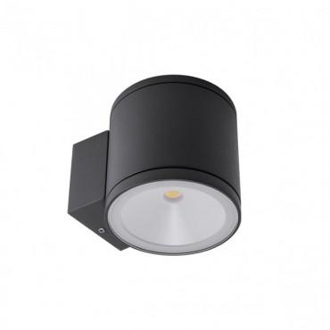 Aplica LED de exterior 2x6W ETA patrata iluminare sus jos