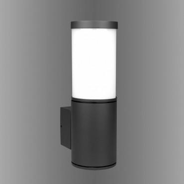 Aplica LED de perete 12.5W Eta SCHRACK antracit lumina calda