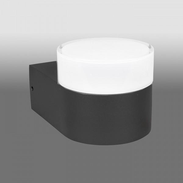 Aplica LED de exterior 11W ZELDA High SCHRACK iluminare sus antracit lumina calda
