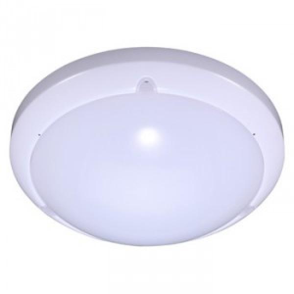 Plafoniera LED 17W cu Senzor Alb Rece