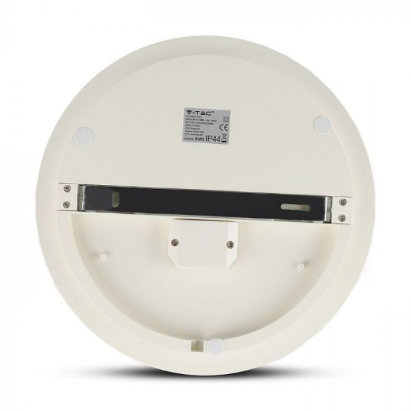 Plafoniera LED 25W Corp Rotund protectie umezeala Alb Cald