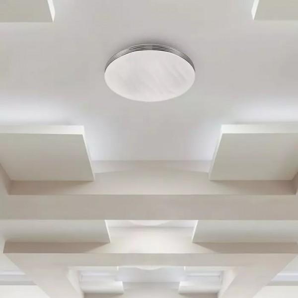 Plafoniera LED Designer 40W 400mm cu telecomanda dimabila 3 in 1