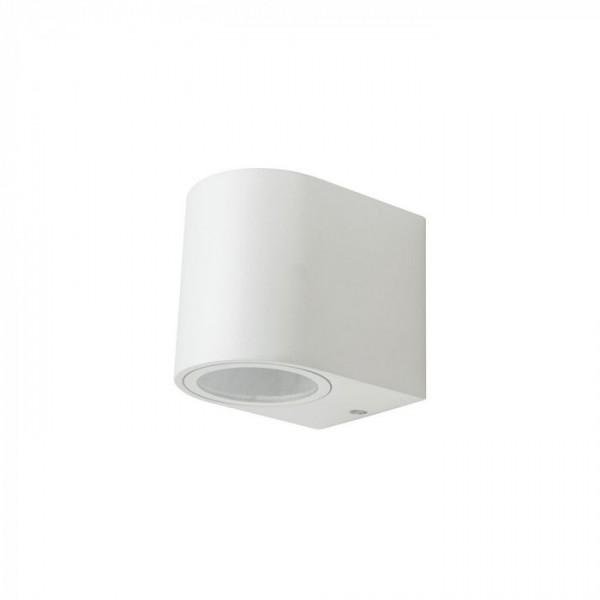 Aplica Rotunda Corp Alb cu iluminare 2 Way