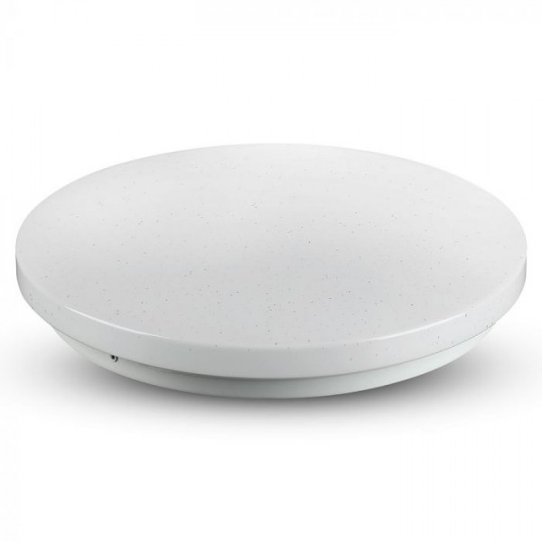 Plafoniera LED rotunda 24W 350mm aspect instelat 3 in 1