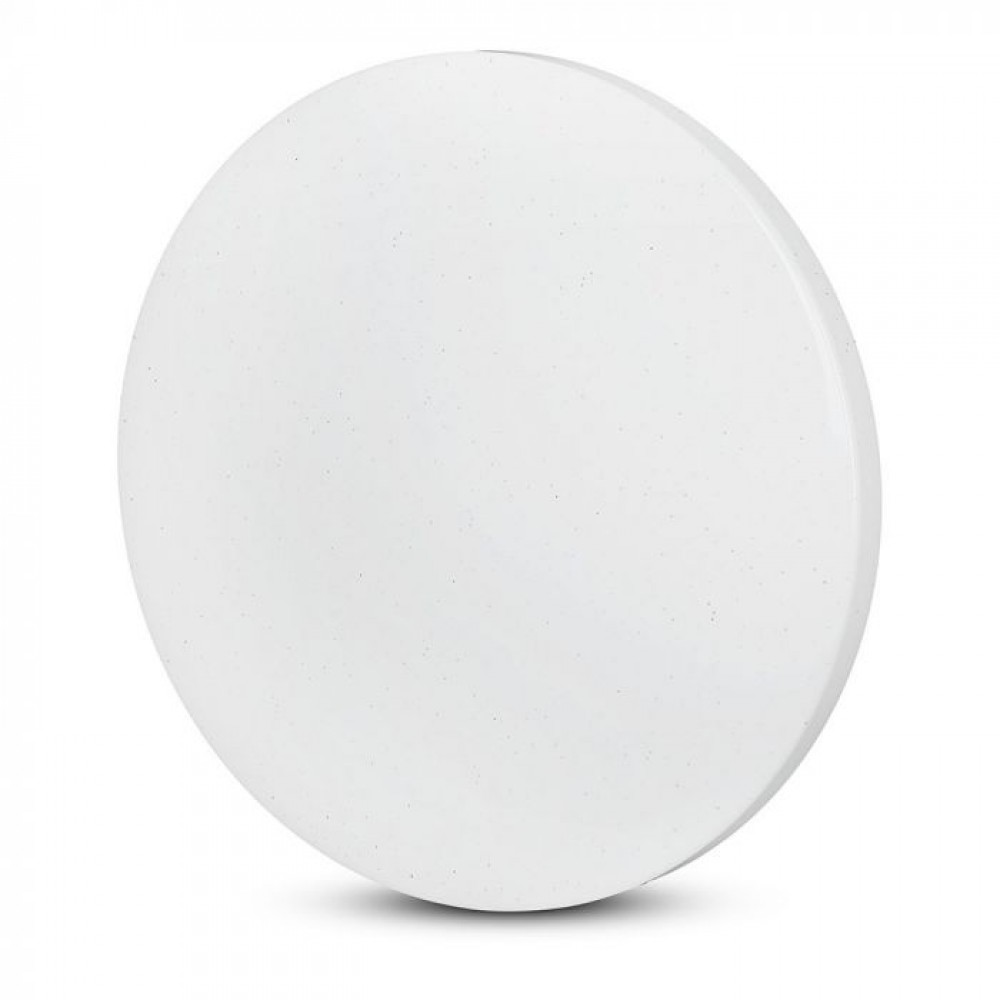 Plafoniera LED rotunda 18W 310mm aspect instelat 3 in 1