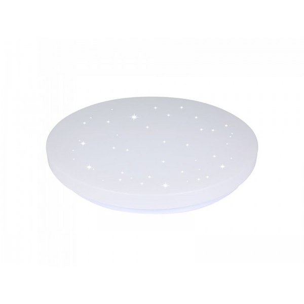Plafoniera LED rotunda 12W 230mm aspect instelat 3 in 1