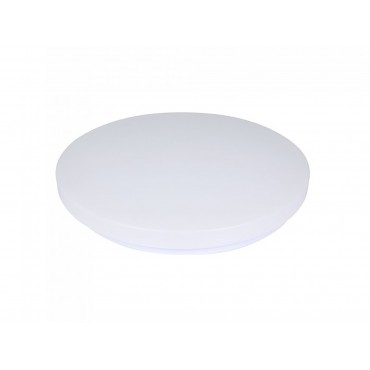Plafoniera LED rotunda 12W 230mm opala 3 in 1