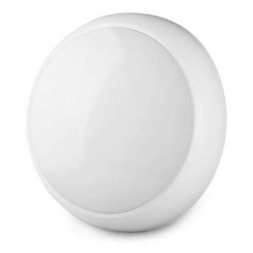 Plafoniera LED 15W CIP SAMSUNG cu senzor microunde Alb Rece