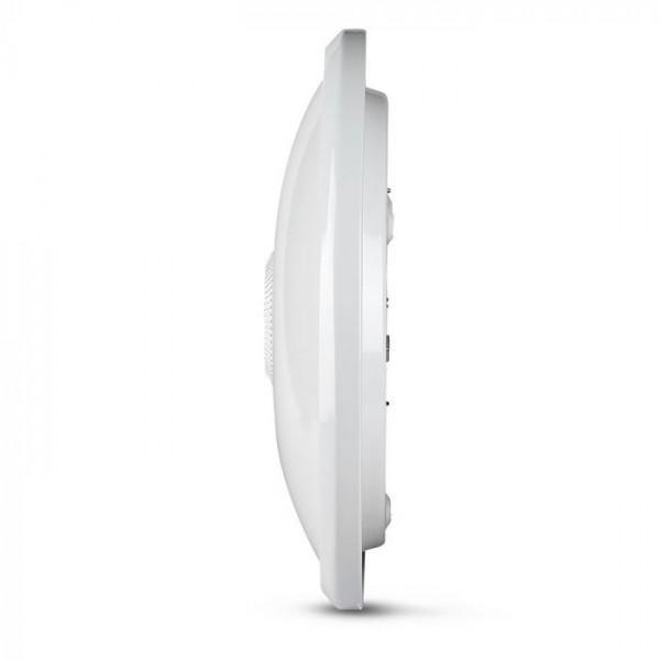Plafoniera LED 12W cu senzor CIP SAMSUNG Alb Neutru