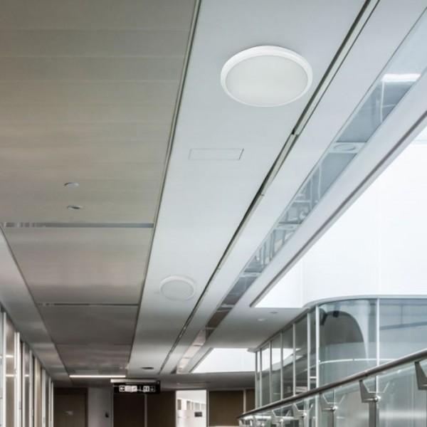 Plafoniera LED 12W cip SAMSUNG Rotunda 120lm/W Alb Neutru