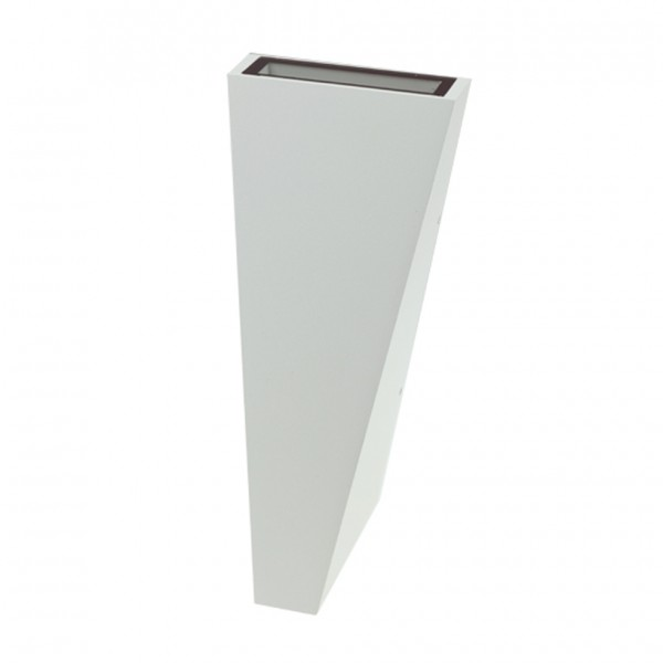 Aplica LED 6W Corp Alb Alb Cald