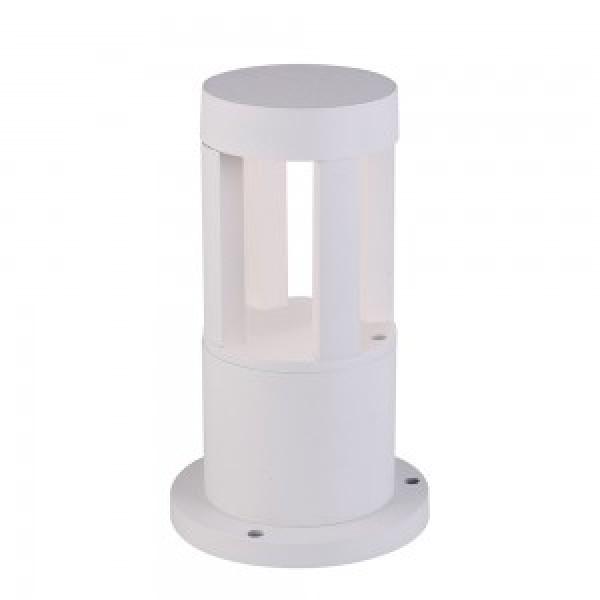 Aplica LED 10W Corp Alb 25cm inaltime Al...