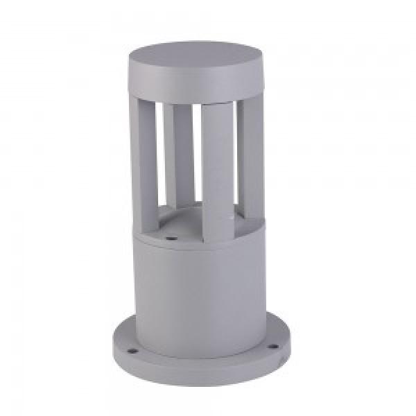 Aplica LED 10W Corp Gri 25cm inaltime Al...