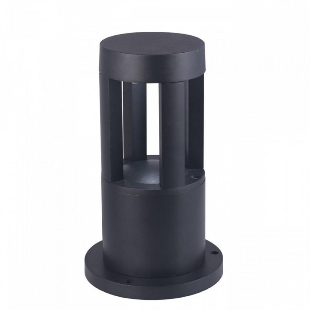 Aplica LED 10W Corp Negru 25cm inaltime Alb Cald