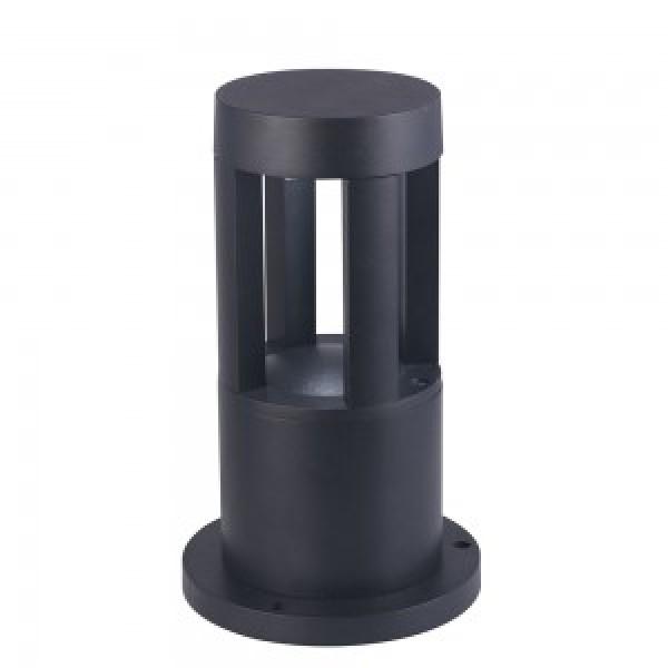 Aplica LED 10W Corp Negru 25cm...