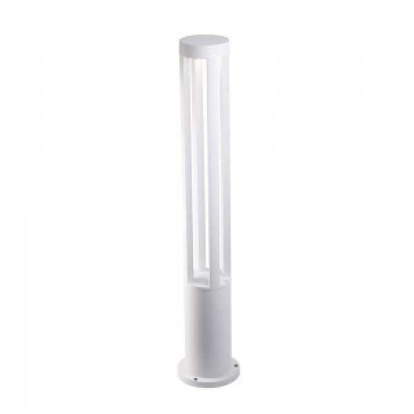Aplica LED 10W Corp Alb 80cm inaltime Al...