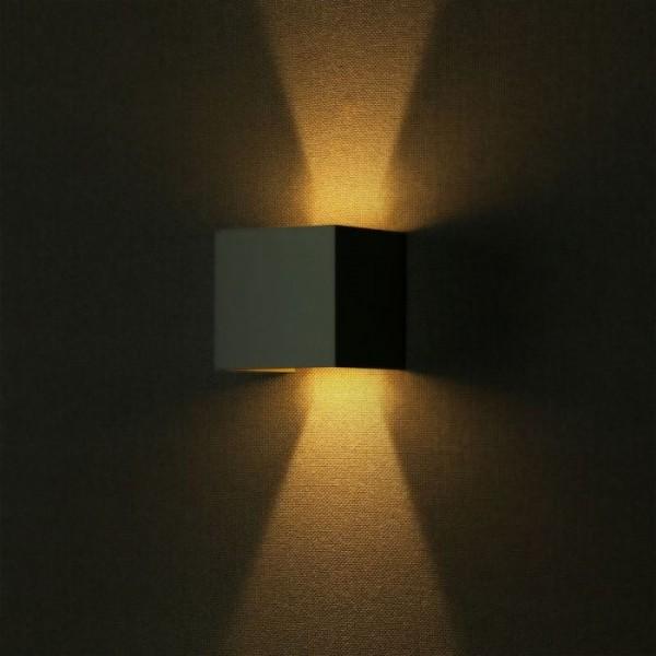 Aplica LED 12W patrata cip BRIDGELUX Cor...