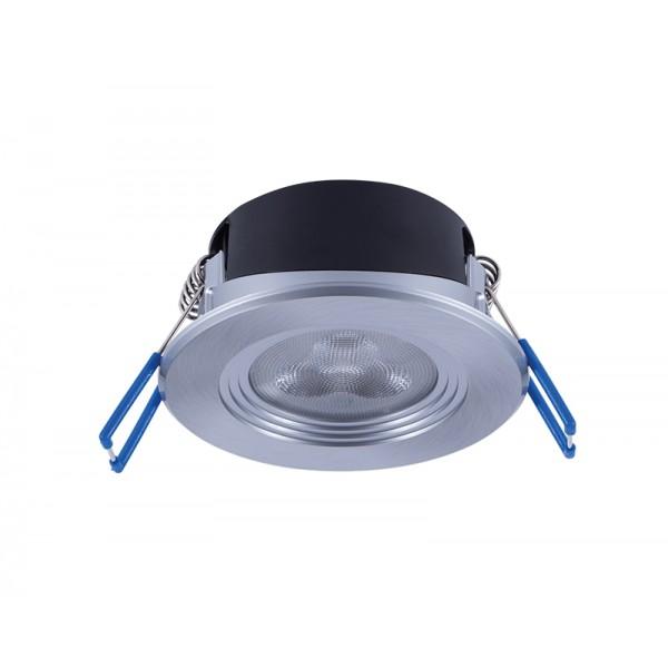 Spot LED OPPLE 4.5W Rotund Aluminiu Alb Neutru