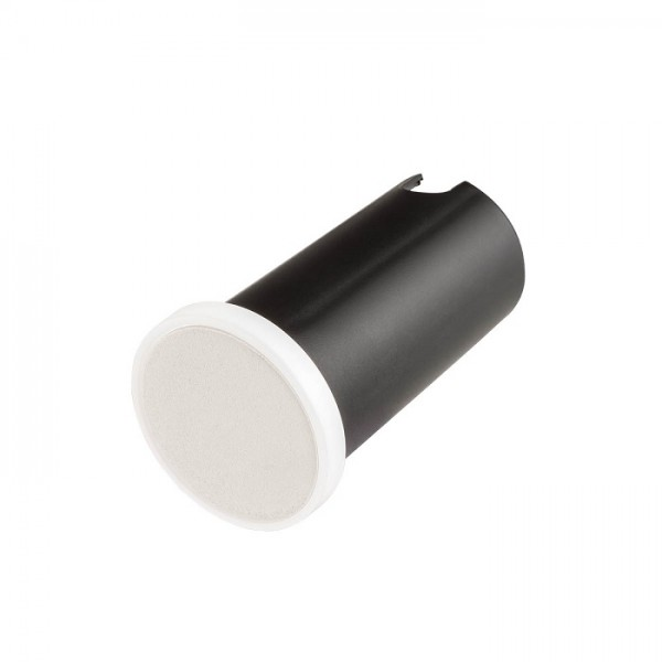 Spot LED etans XPI 2.3W incastrat in perete rotund lumina calda