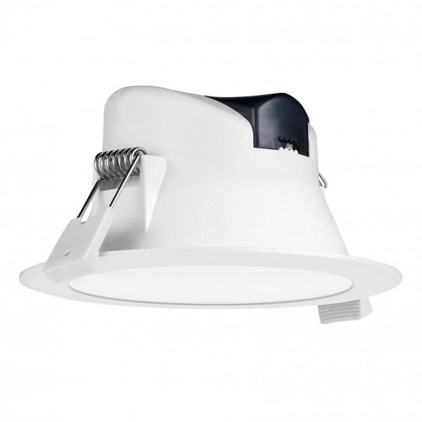 Spot LED 7W Rotund SCHRACK Segon Eco 90 de grade 3 in 1 Alb Cald,Neutru,Rece