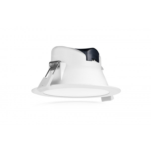 Spot LED 9W Rotund SCHRACK Segon Eco 90 de grade 3 in 1 Alb Cald,Neutru,Rece