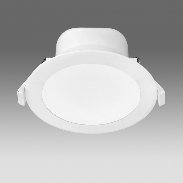 Spot LED 14W Rotund SCHRACK Segon Eco 90 de grade 3 in 1 Alb Cald,Neutru,Rece
