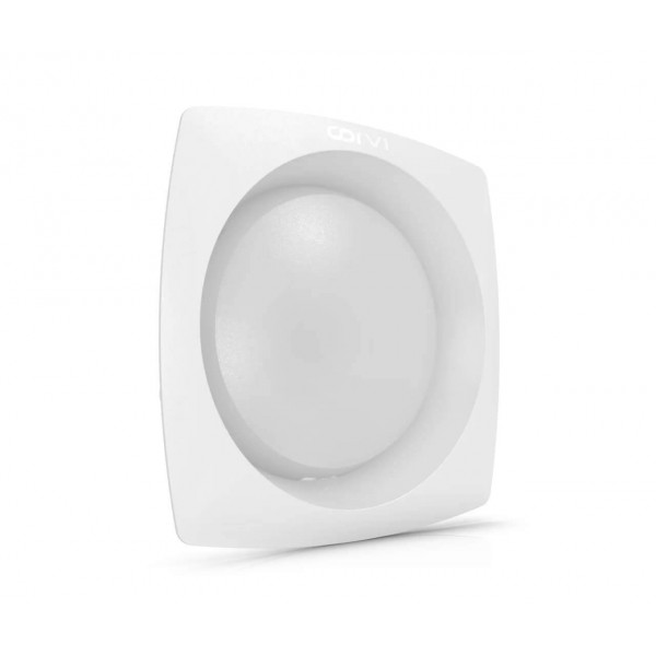 Spot LED Corvi 6W Flat 4Q rotund rama pa...