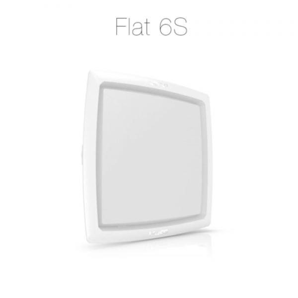 Spot LED Corvi 15W Flat 6S patrat Dimabil Alb Neutru