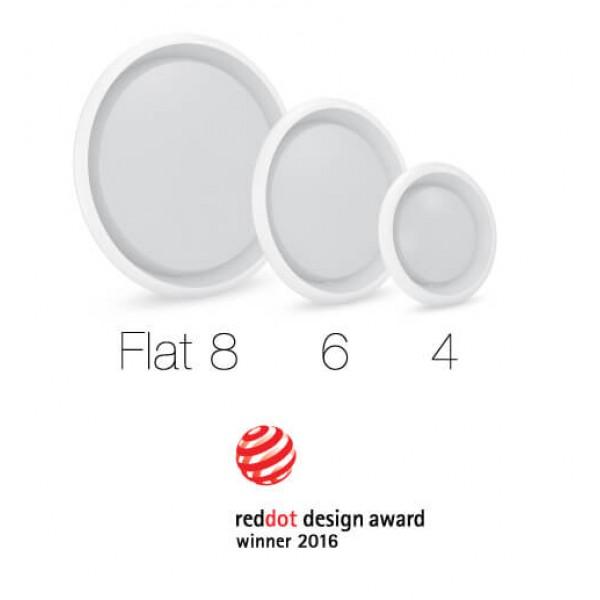 Spot LED Corvi Flat 6 15W Dimabil Alb Neutru