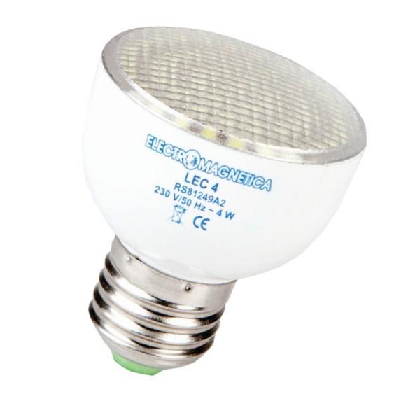 Spot LED Lec 4W E27 - lumina c...