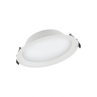 Spot LED rotund 25W LEDVANCE diametru montaj 200mm protectie umezeala Alb Neutru