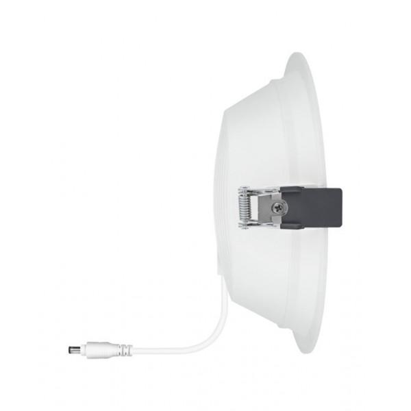 Spot LED rotund 35W LEDVANCE diametru montaj 200mm protectie umezeala Alb Neutru
