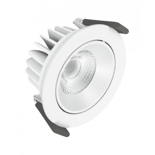 Spot LED orientabil rotund 8W ...
