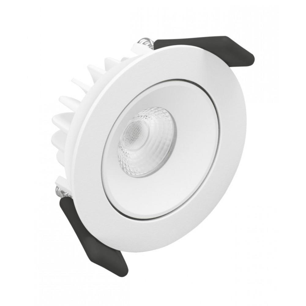 Spot LED orientabil rotund 6.5W LEDVANCE 36 de grade Alb Cald