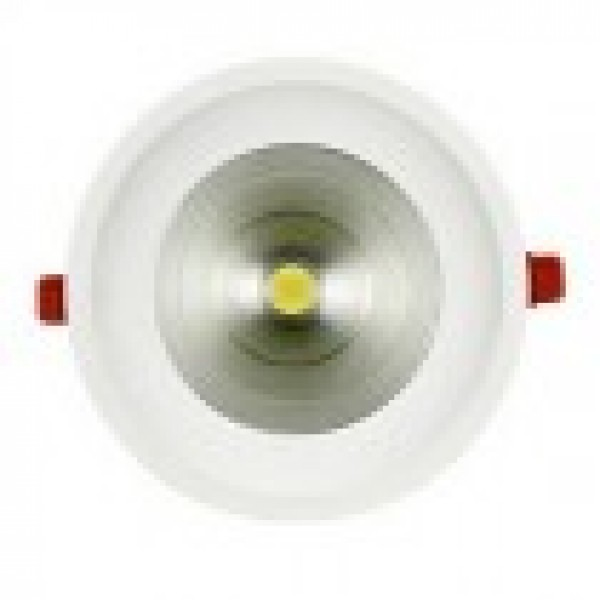 Spot LED 9W Downlight Bridgelux COB Alb ...