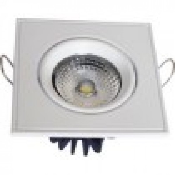 Spot LED 3W Downlight Ajustabil COB Patr...